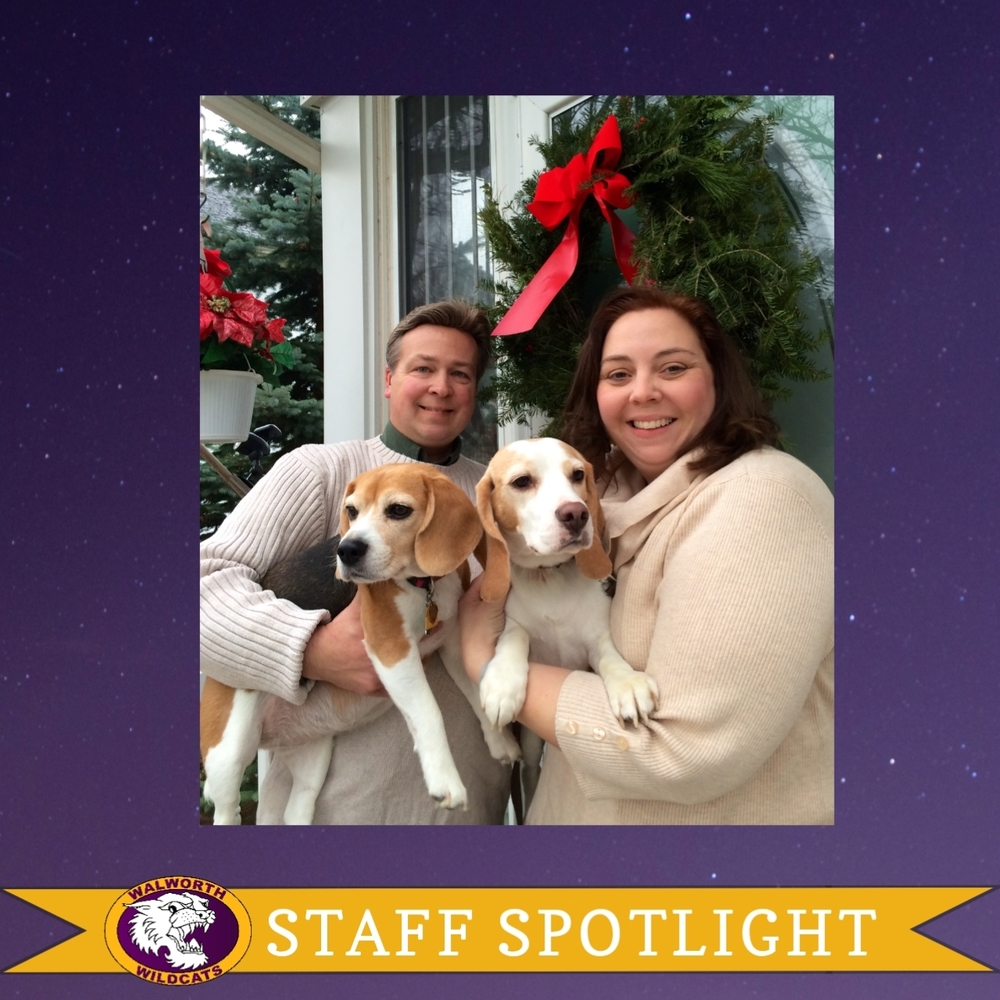 Sunday Staff Spotlight ~ Mrs. Brungraber