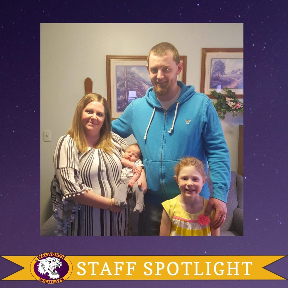 Sunday Staff Spotlight ~ Mrs. Crusan