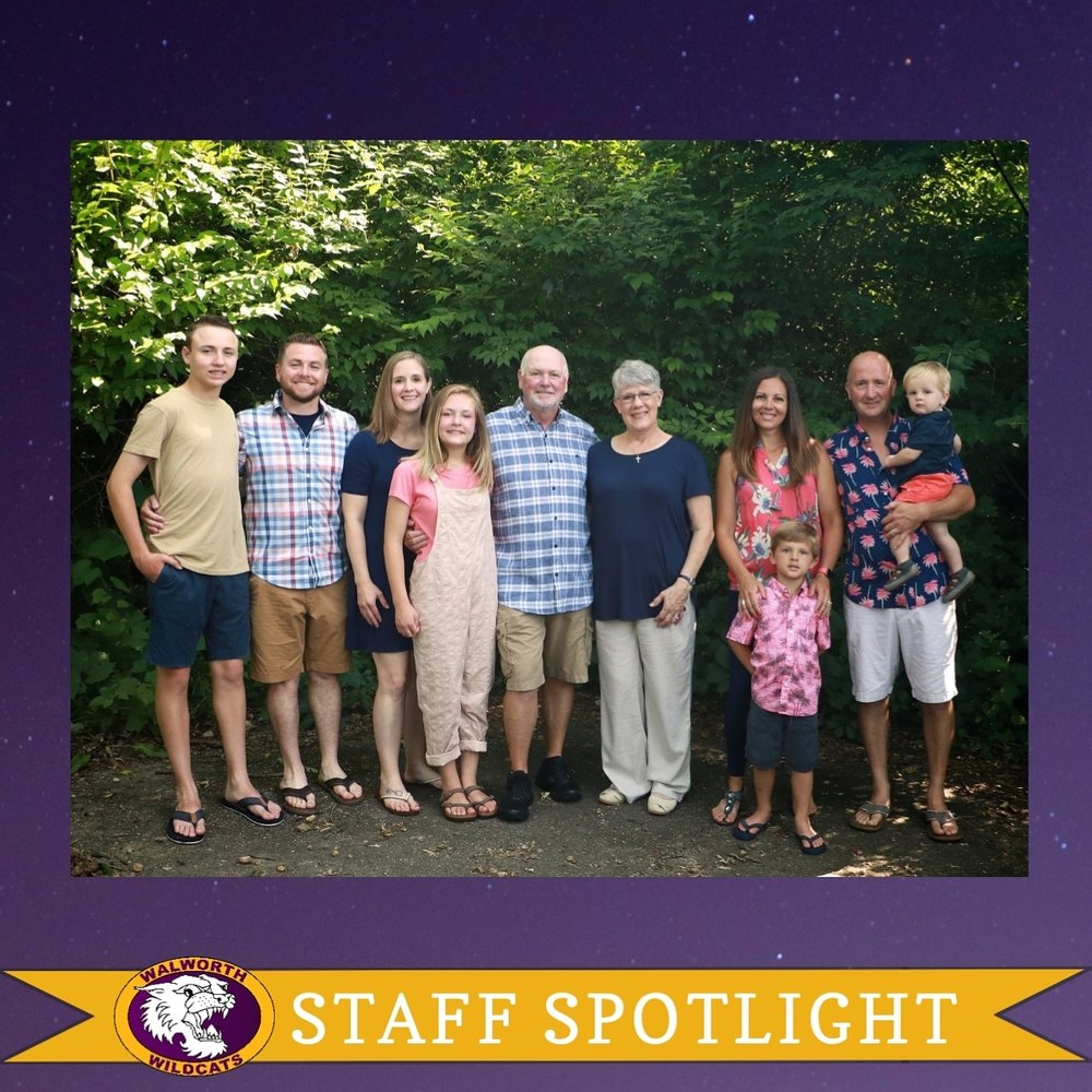 Sunday Staff Spotlight ~ Mrs. Janey