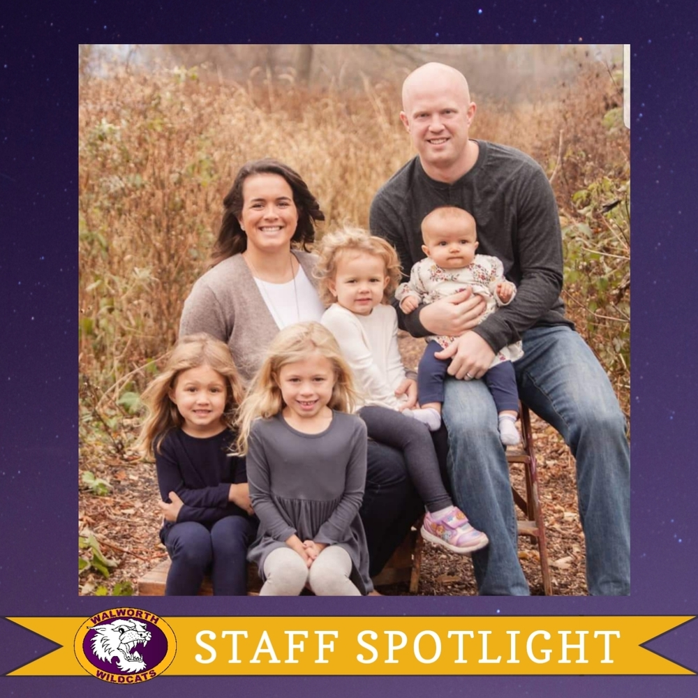 Sunday Staff Spotlight ~ Mrs.Dowden