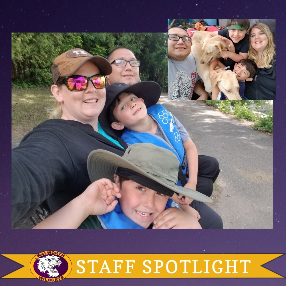 Sunday Staff Spotlight ~ Mrs. Cruz