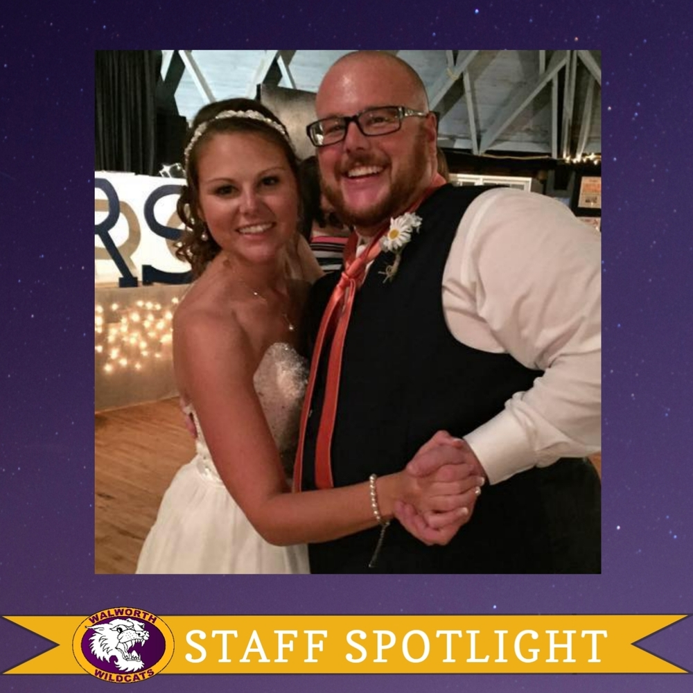Sunday Staff Spotlight ~ Mr. Heck