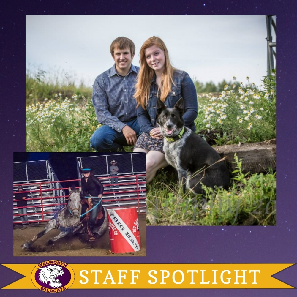Sunday Staff Spotlight ~ Mrs. Veillon