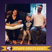 Sunday Staff Spotlight ~ Mrs. Zwirlein