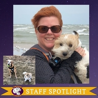 Sunday Staff Spotlight ~ Ms. Dallesasse