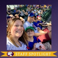 Sunday Staff Spotlight ~Mrs. Roemer