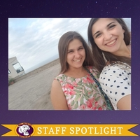 Sunday Staff Spotlight ~ Ms. Schroettner