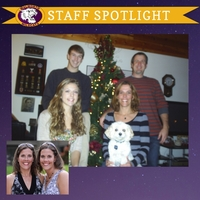 Sunday Staff Spotlight ~ Mrs. Cullen
