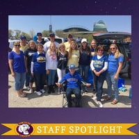 Sunday Staff Spotlight ~ Mrs. Weborg