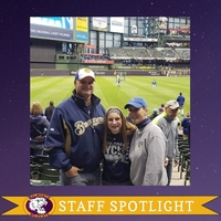 Sunday Staff Spotlight ~ Mr. Hummel