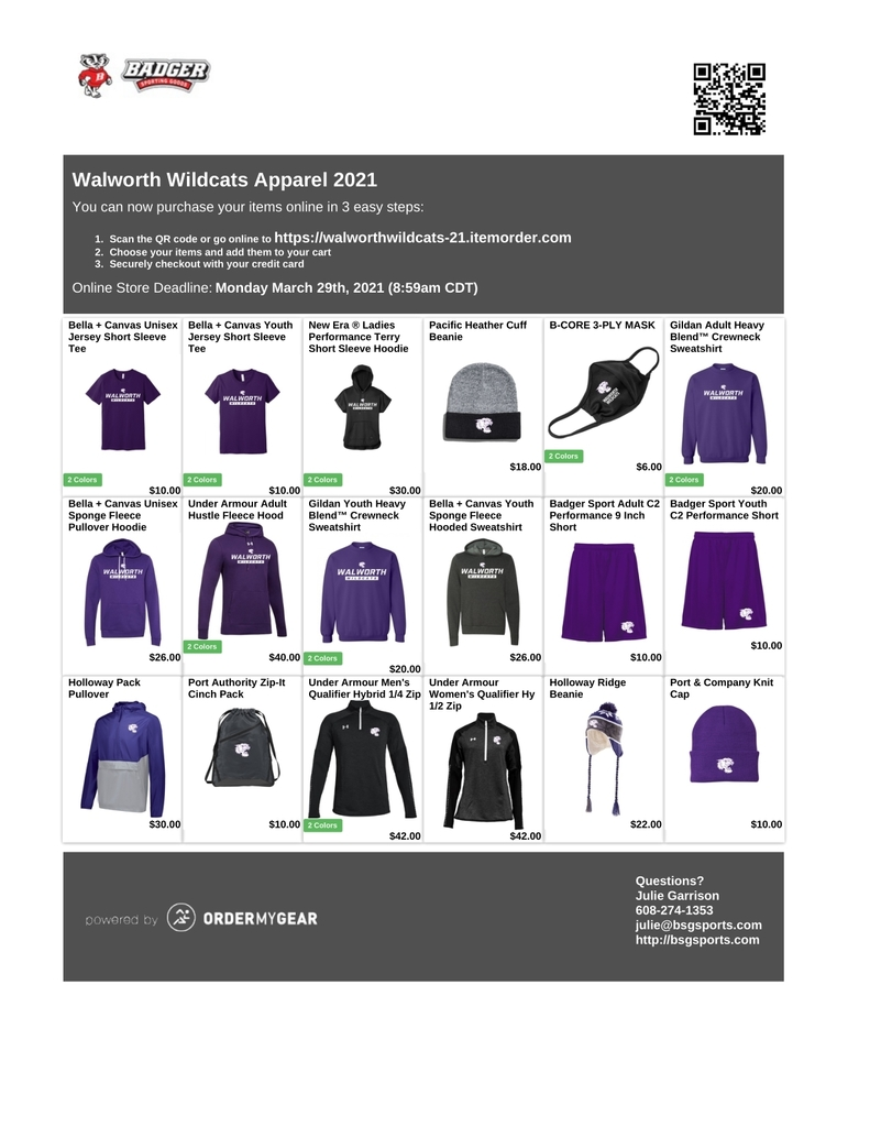 Wildcat Wear