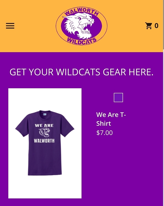 Wildcat clothing