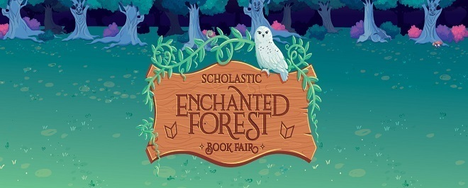 Scholastic Enchanted Forest Book Fair