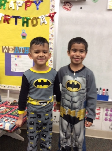 Mrs. Hummel's kindergarten class filled their piggy bank with 20 coins! To celebrate this great accomplishment, the students voted and chose to have a Pajama Day at school! It was an extra special day wearing comfy and cozy jammies! Everyone enjoyed this fun Friday! #WalworthJ1