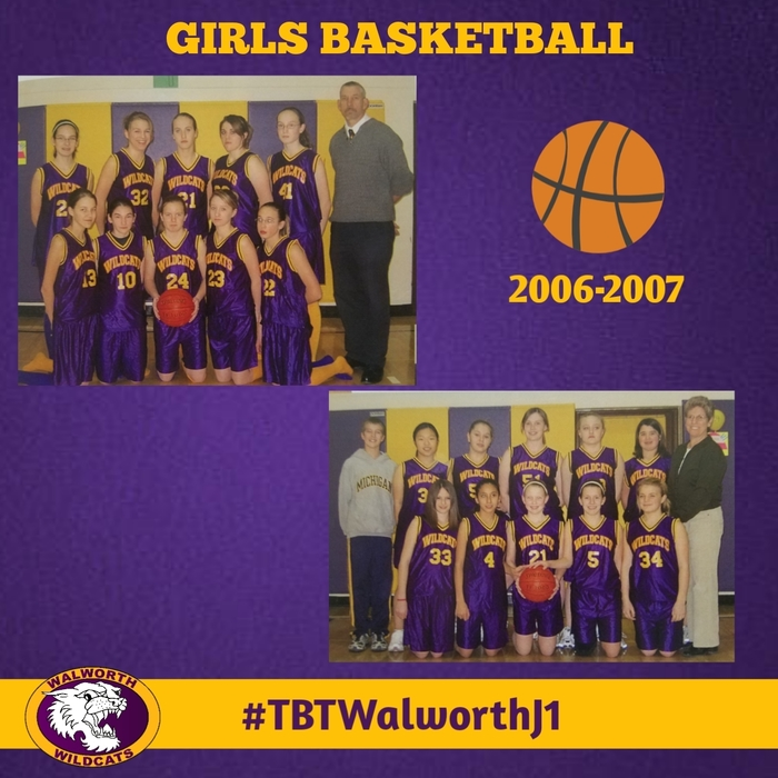 Girls Basketball 2007
