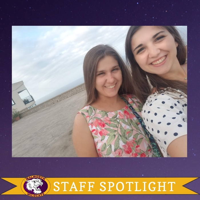 Staff Spotlight - Ms. Schroettner Middle School ELA Teacher