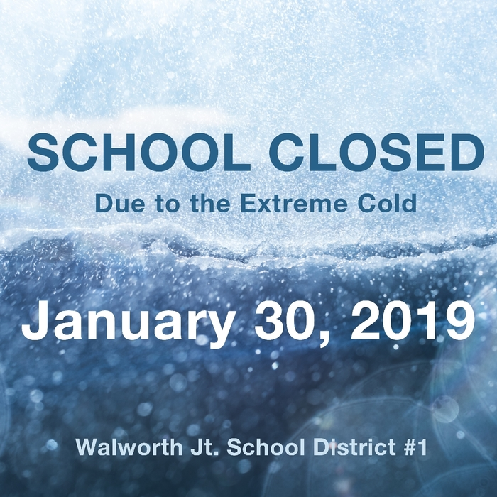 school closed January 30, 2019