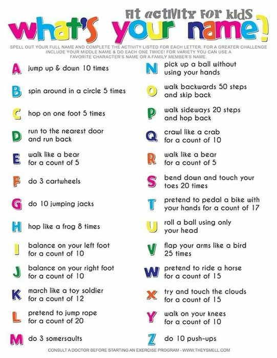 ABC exercise