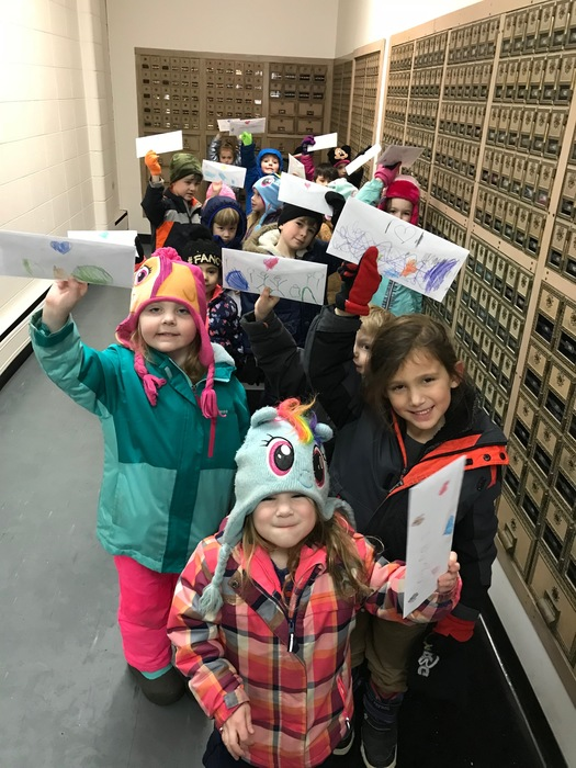 Post Office Field Trip