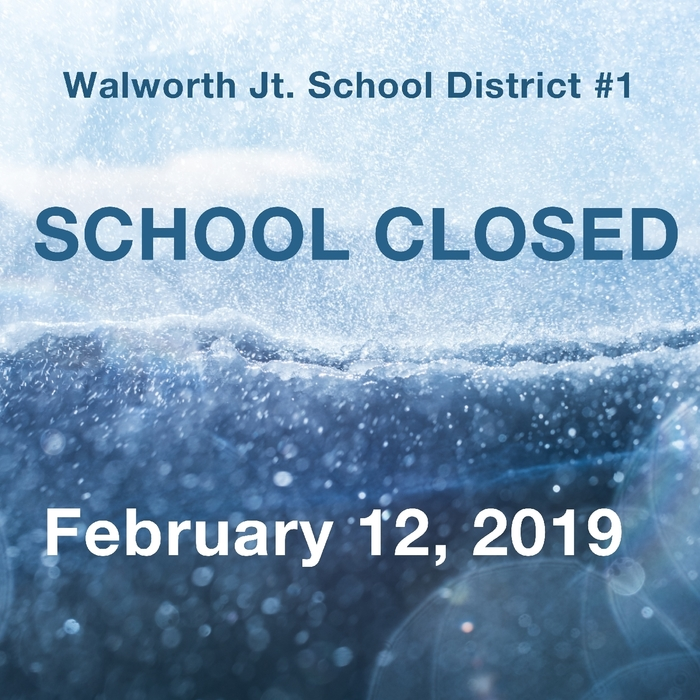 school closed February 12, 2019