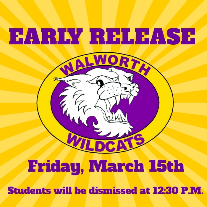 Early Release March 15, 2019