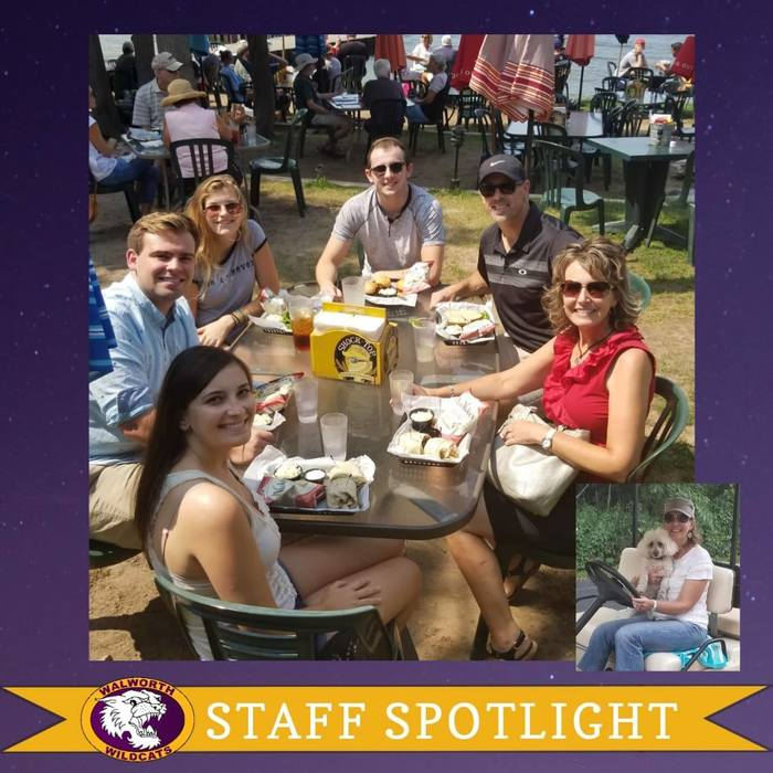 Staff Spotlight ~ Mrs. Niemuth