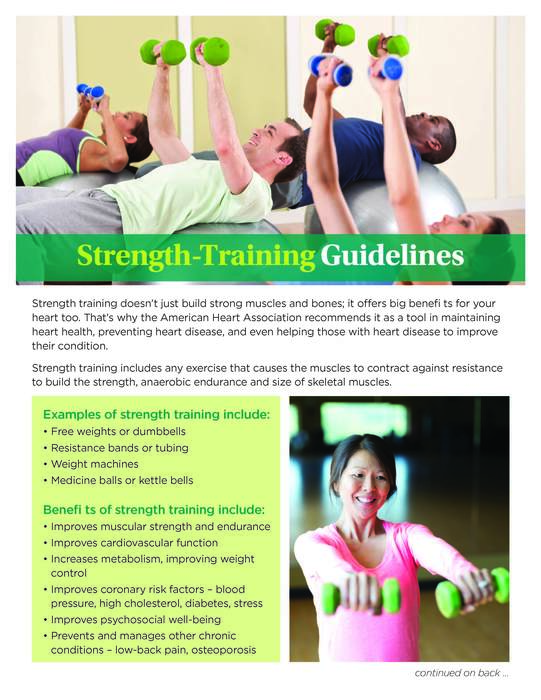 Wellness Tip #4 - Strength Training
