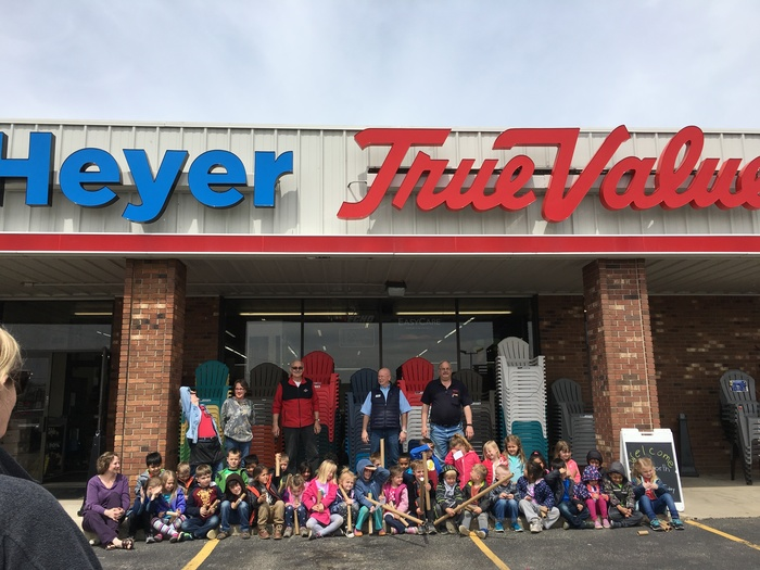 JK Trip to Heyer's True Value