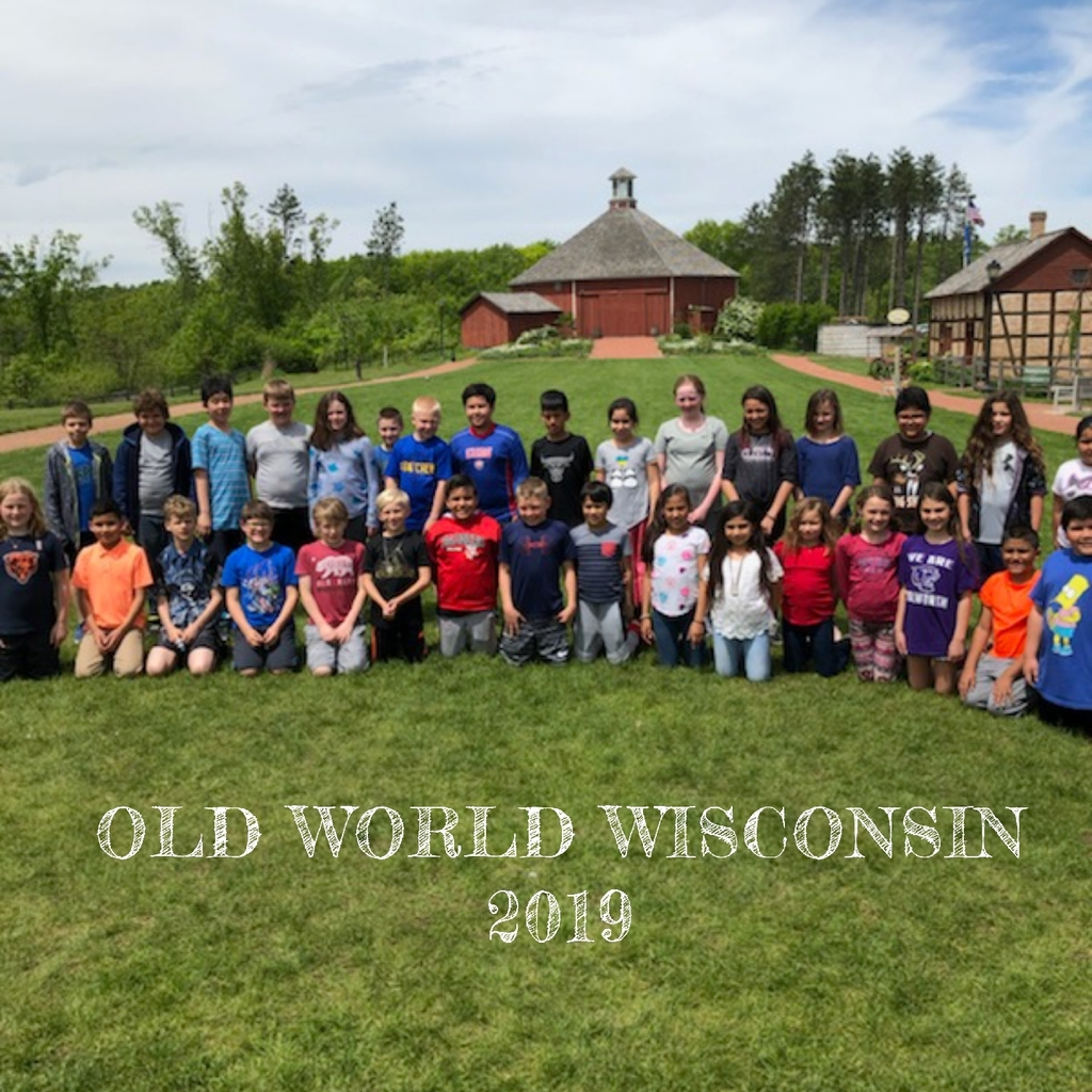 Old World Wisconsin 2019