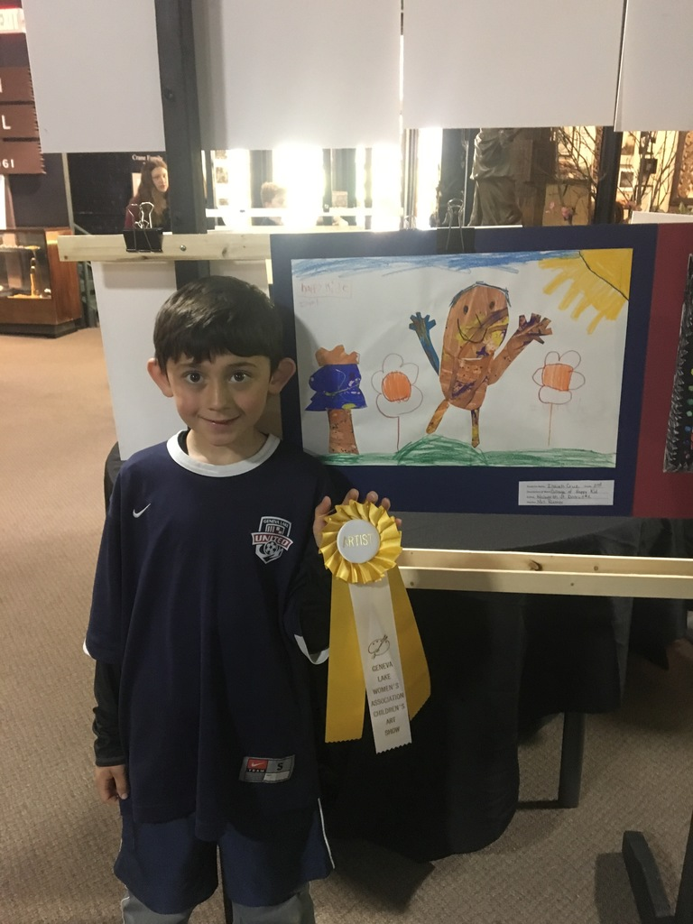 Geneva Lakes Women's Association Children's Art Show