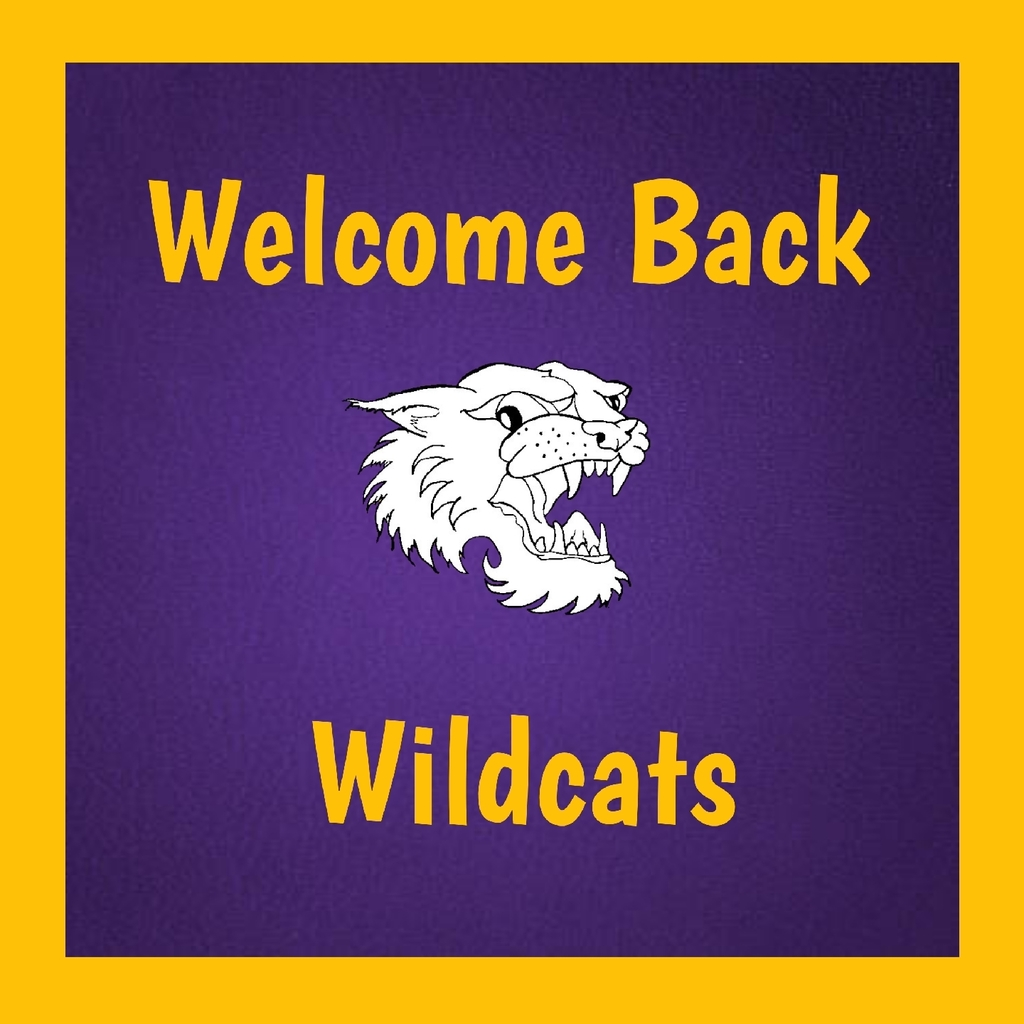 welcome back Wildcats