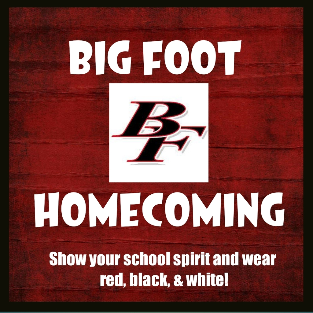 big foot Homecoming