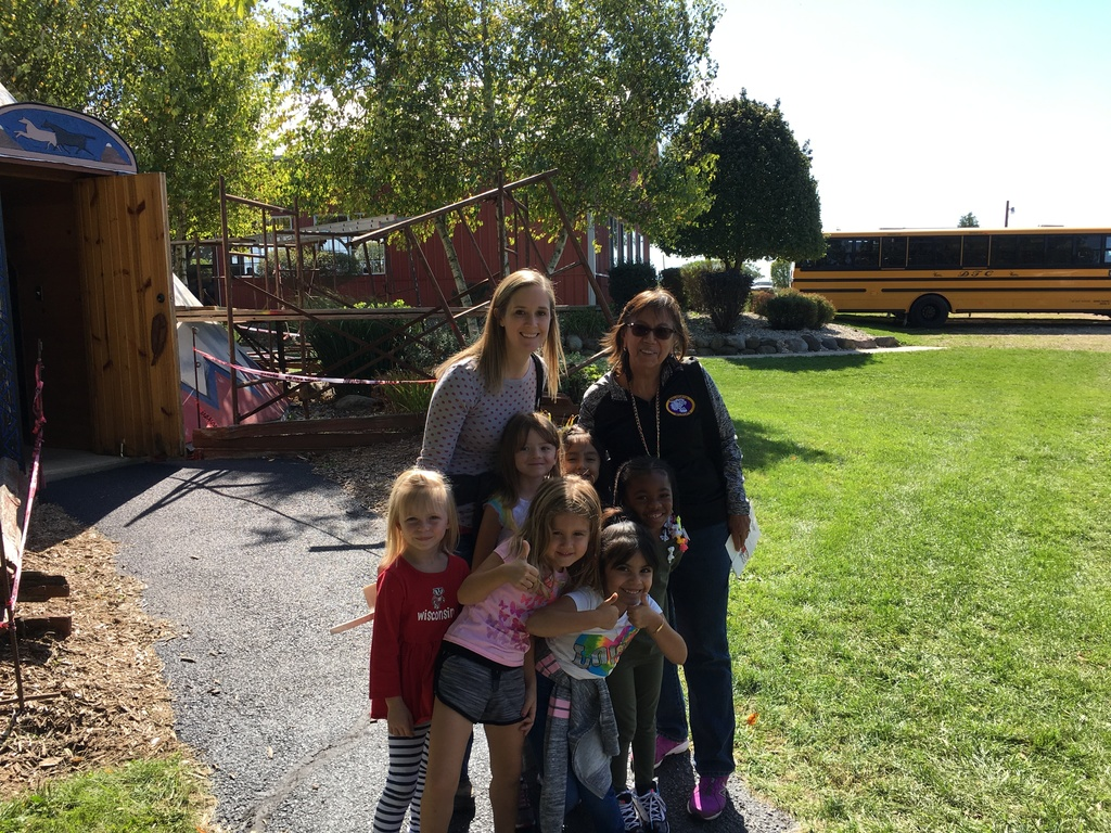 Mrs. Janney's class enjoyed a beautiful day at Royal Oak Farm Orchard! Apple picking, a wagon ride, doughnuts and cider, and fun on the play equipment made for a wonderful time! 🍎🍏 #WeLoveWalworth #WalworthJ1