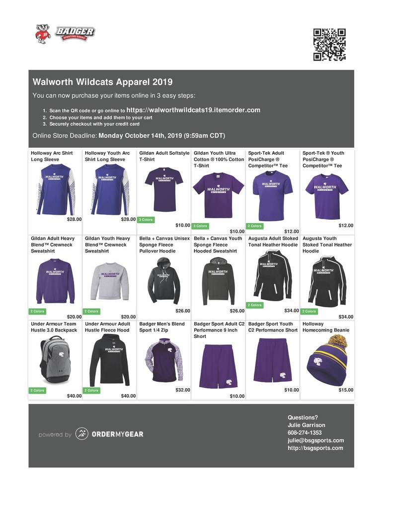 Wildcat Gear