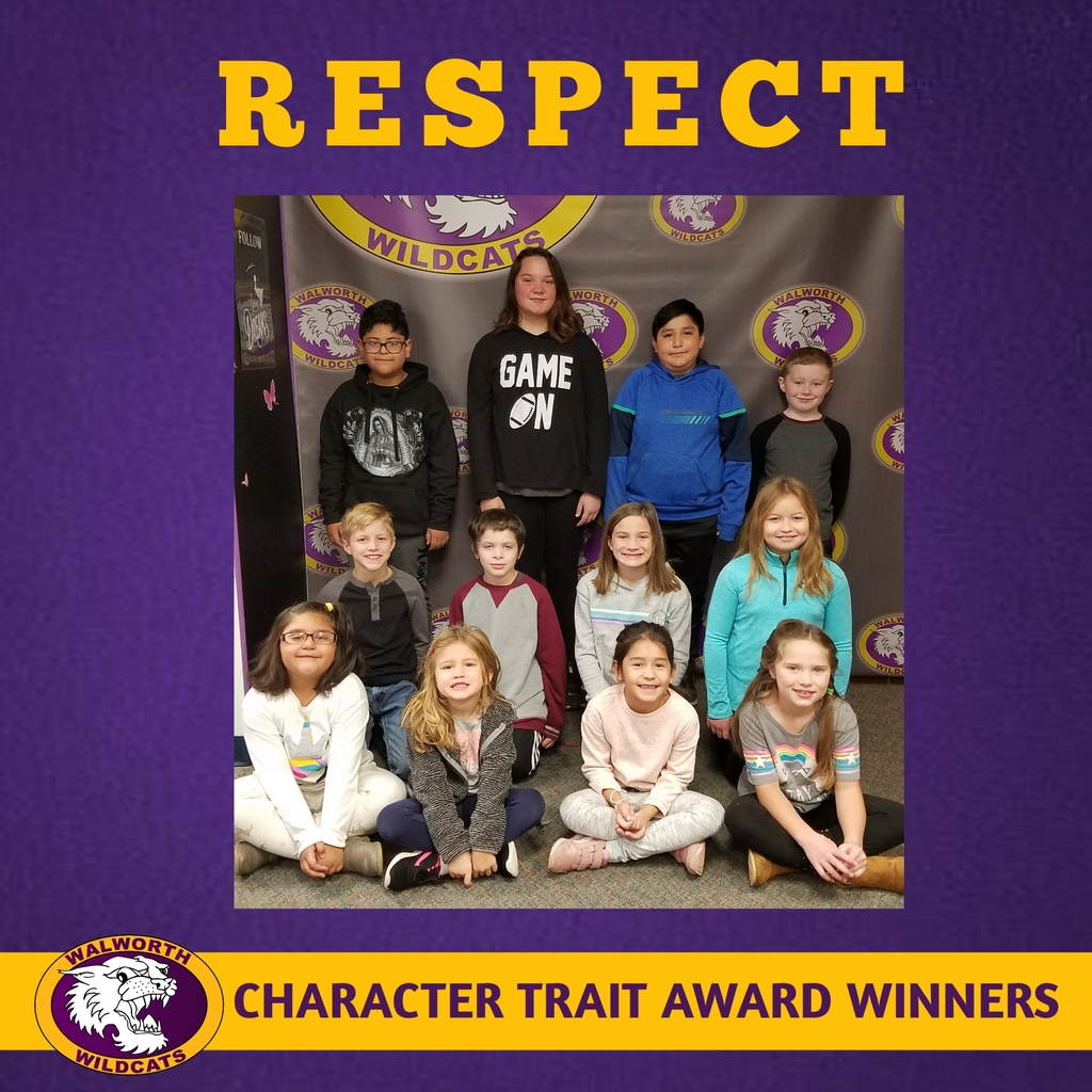 Respect Award Winners
