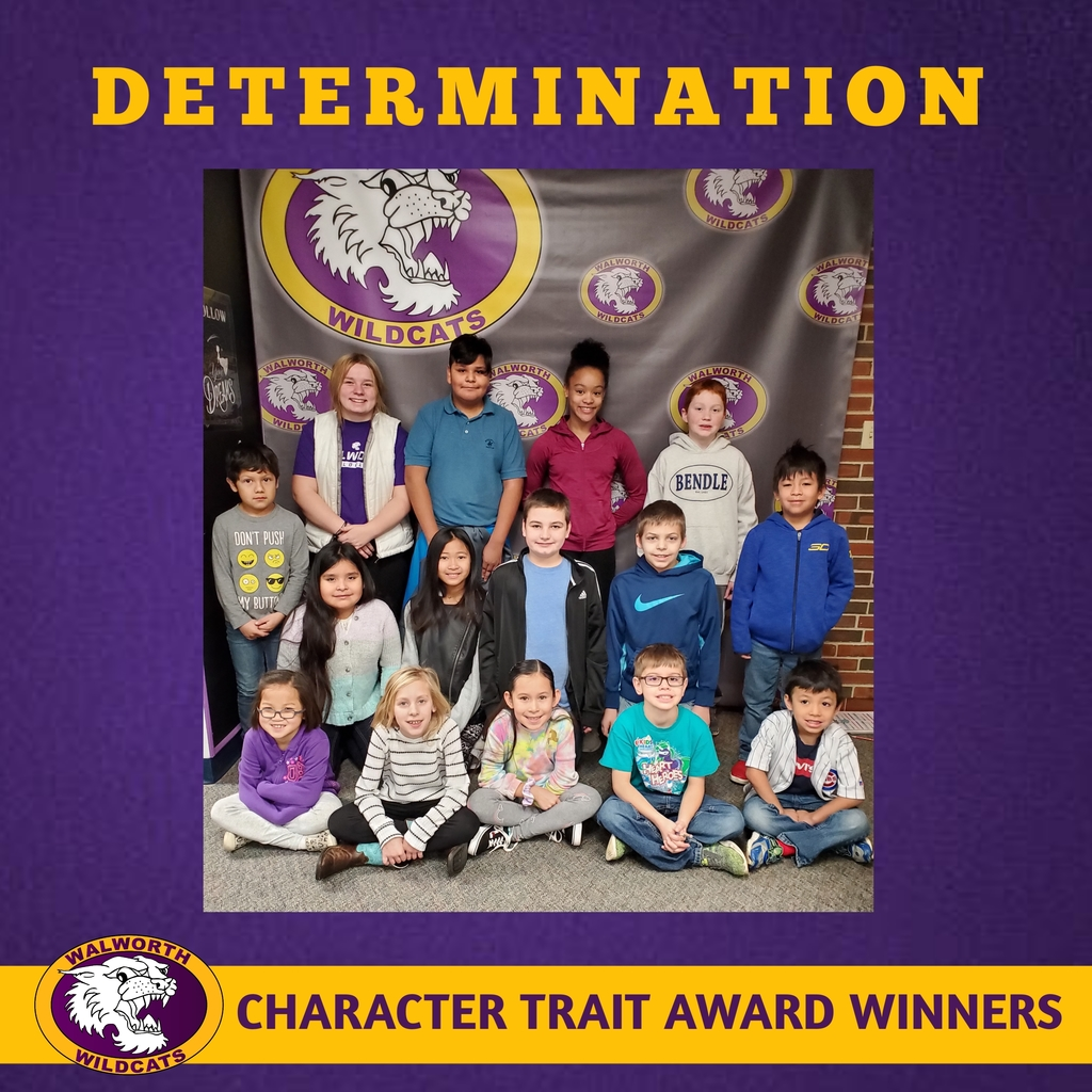 Determination Character Trait