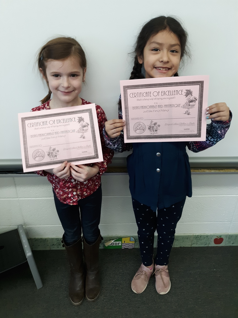 Fancy Nancy Experts